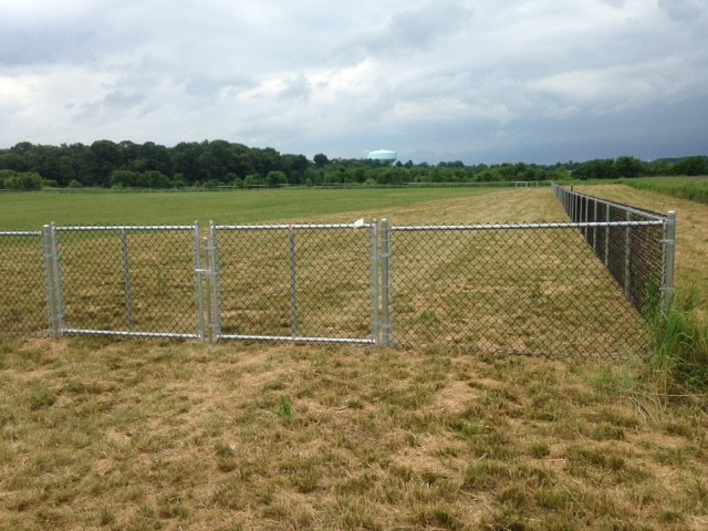 Municipal Commercial Fencing Amechi Fence Company