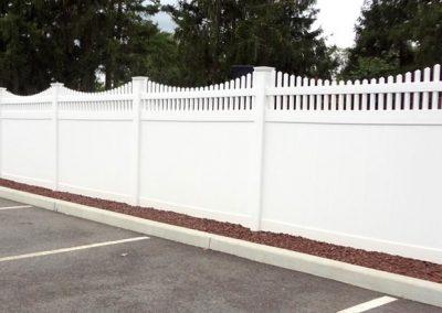 Vinyl Fence rockport long 400x284