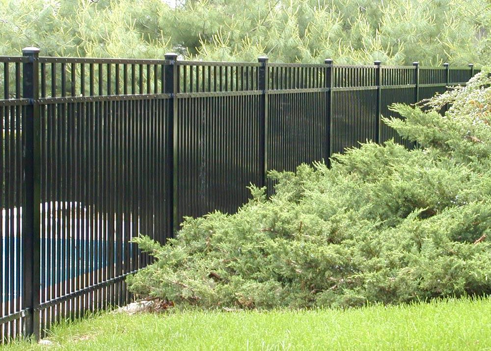 Aluminum Fence Amechi Fence Company