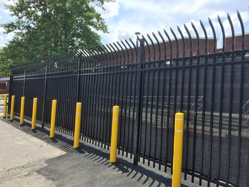 Municipal Commercial Fencing IMG 0968