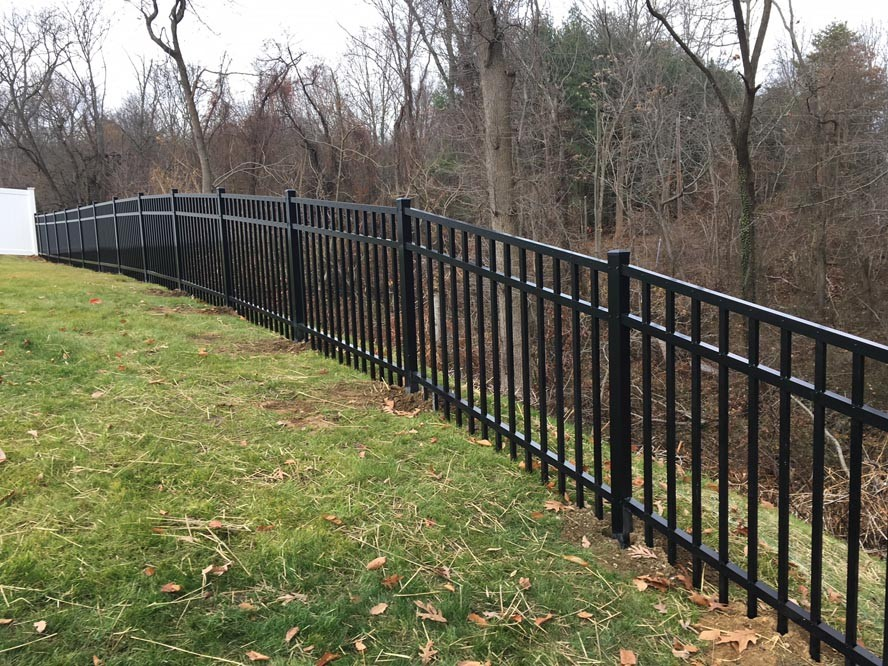Aluminum Fence series a 1