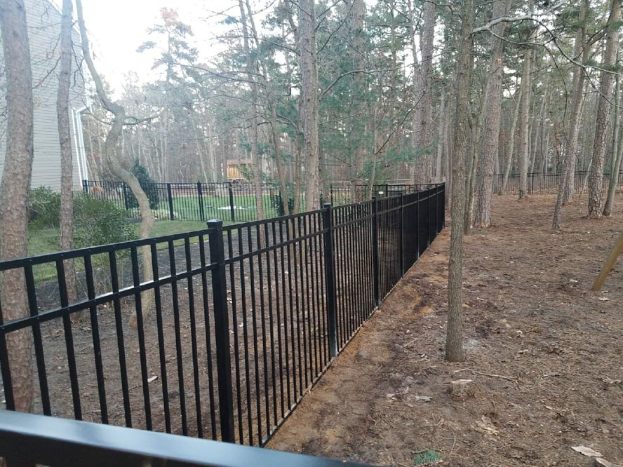 Aluminum Fence series a